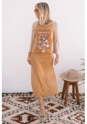 VESTIDO WILD CHILD REGLAN SPELL & GYPSY DESIGNS