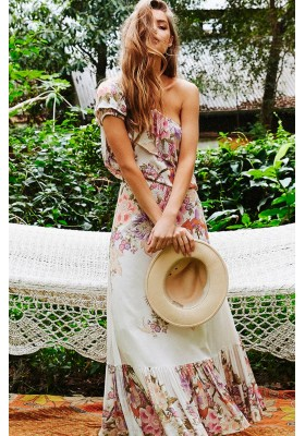 BLUE SKIES OFF SHOULDER  SPELL & THE GYPSY