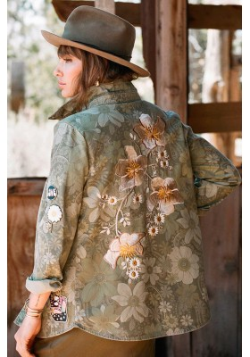 CHAQUETA VEDEN CAMO BY SPELL & THE GYPSY