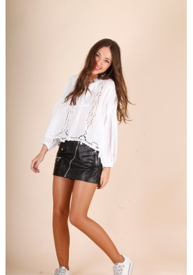 BLUSA ROMANTIC WHITE