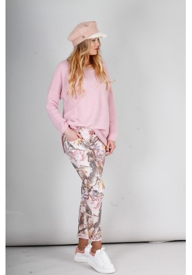JEANS TROPICAL PINK