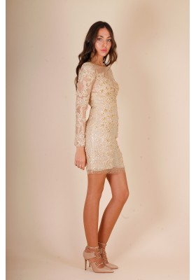 VESTIDO GOLDEN LIGHT