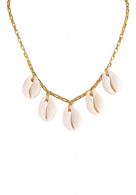 COLLAR CHAIN COWRIES