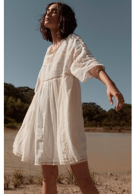 VESTIDO SUKI MINI SMOCK SPELL & THE GYPSY