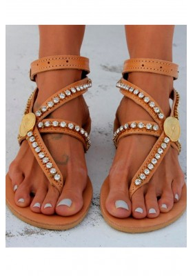 ANGELINA FLAT SANDALS