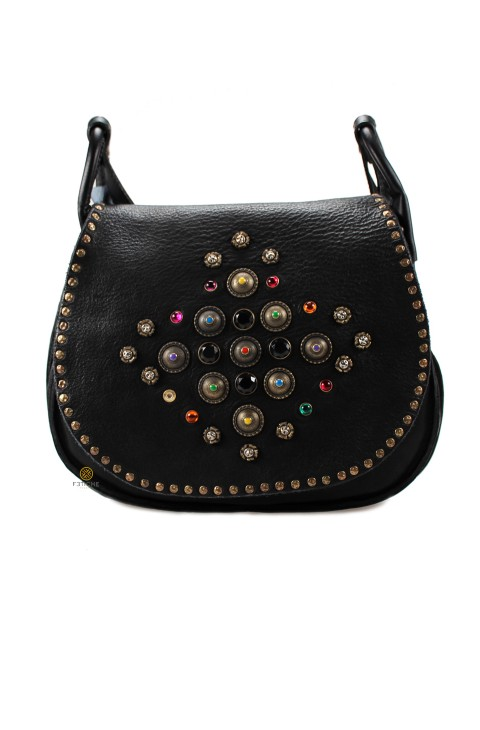 BOLSO BOHEMIAN FEEL BLACK