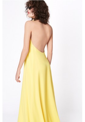 VESTIDO ETERNAL AMARILLO