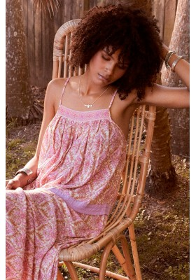 TOP JEWEL SMOCK CAMI SPELL & THE GYPSY