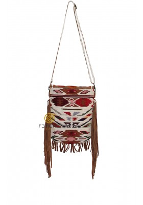 FRINGED CHAYANE BAG
